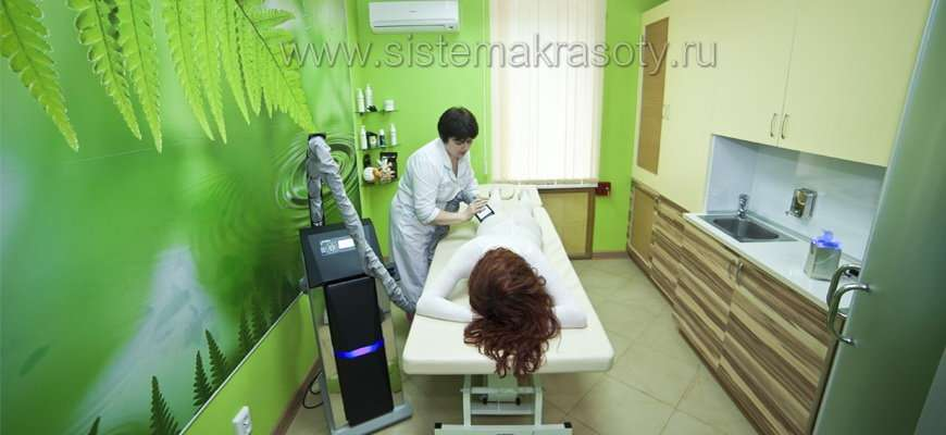 beauty salon system