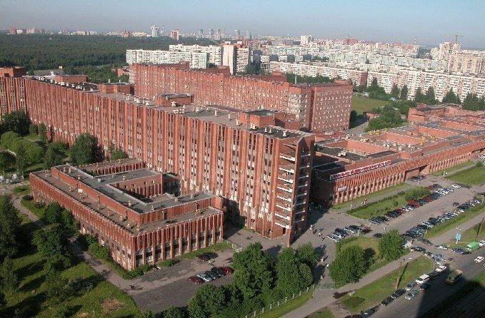фотография Клинической больницы №122 им. Л.Г. Соколова на проспекте Культуры