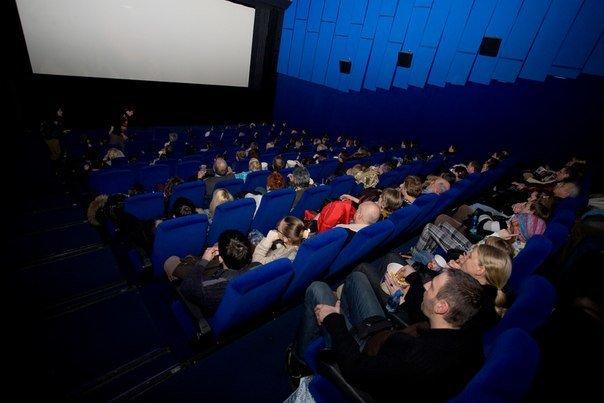 фотография Кинотеатра Синема Парк на метро Октябрьское поле
