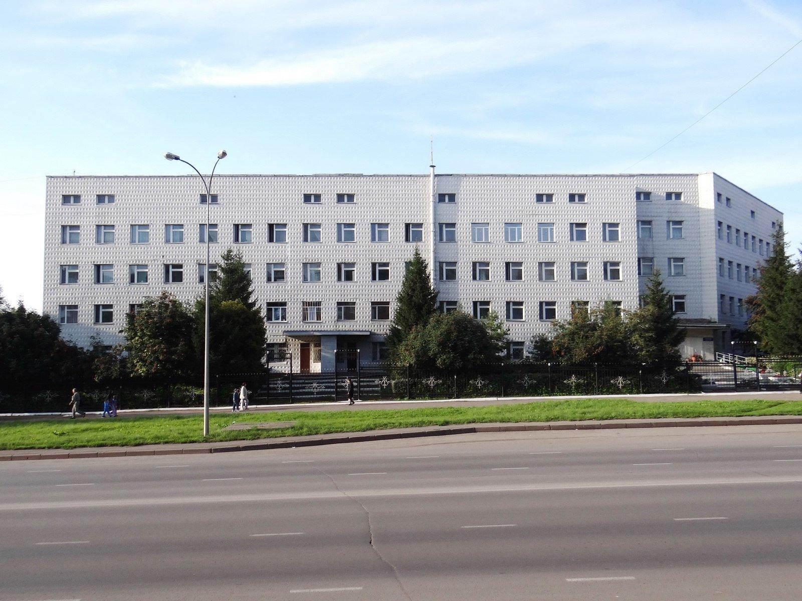 фотография Железнодорожная больница на улице Сибиряков-Гвардейцев, 9