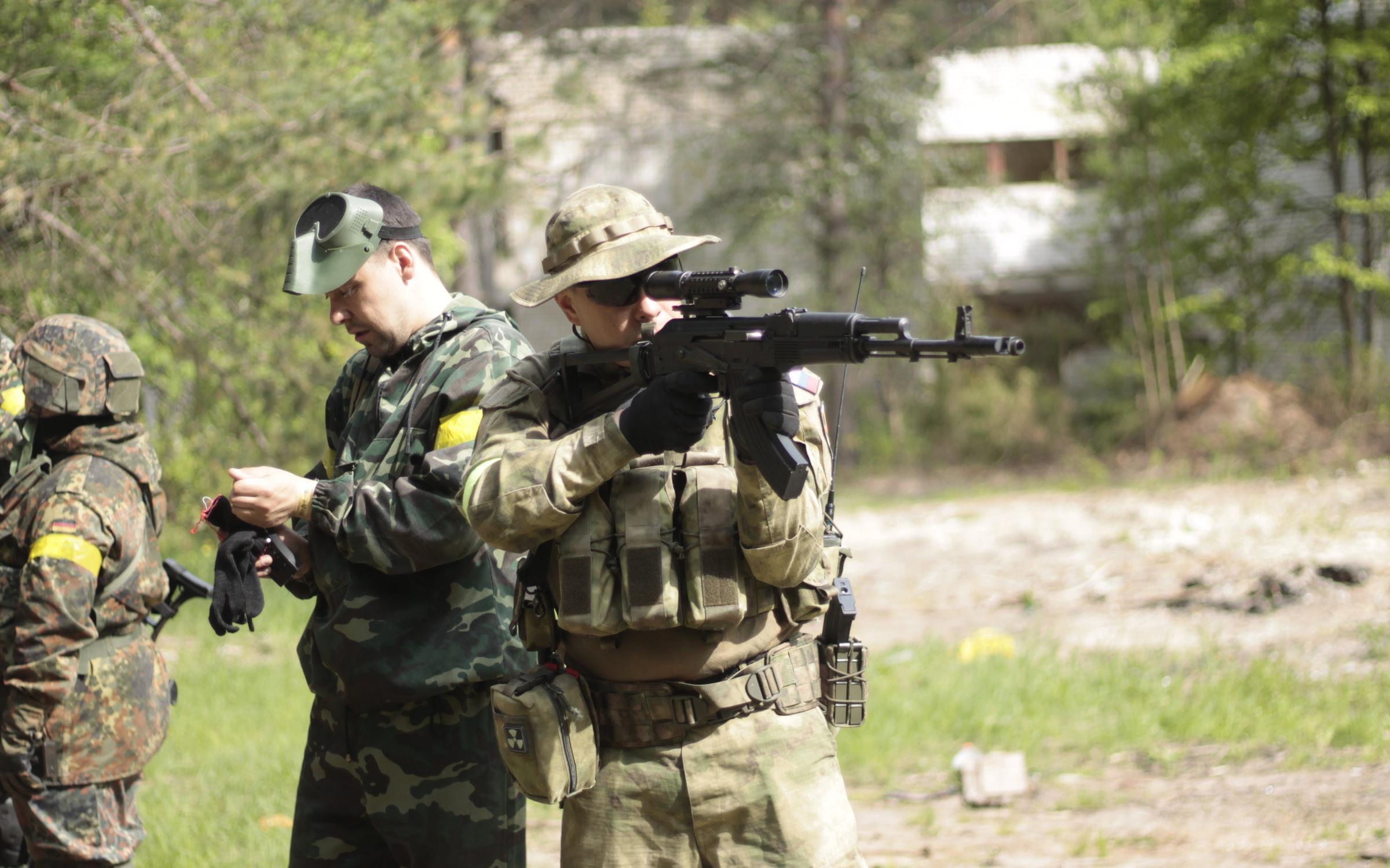 фотография Страйкбольный клуб Фронт в Нижегородском районе
