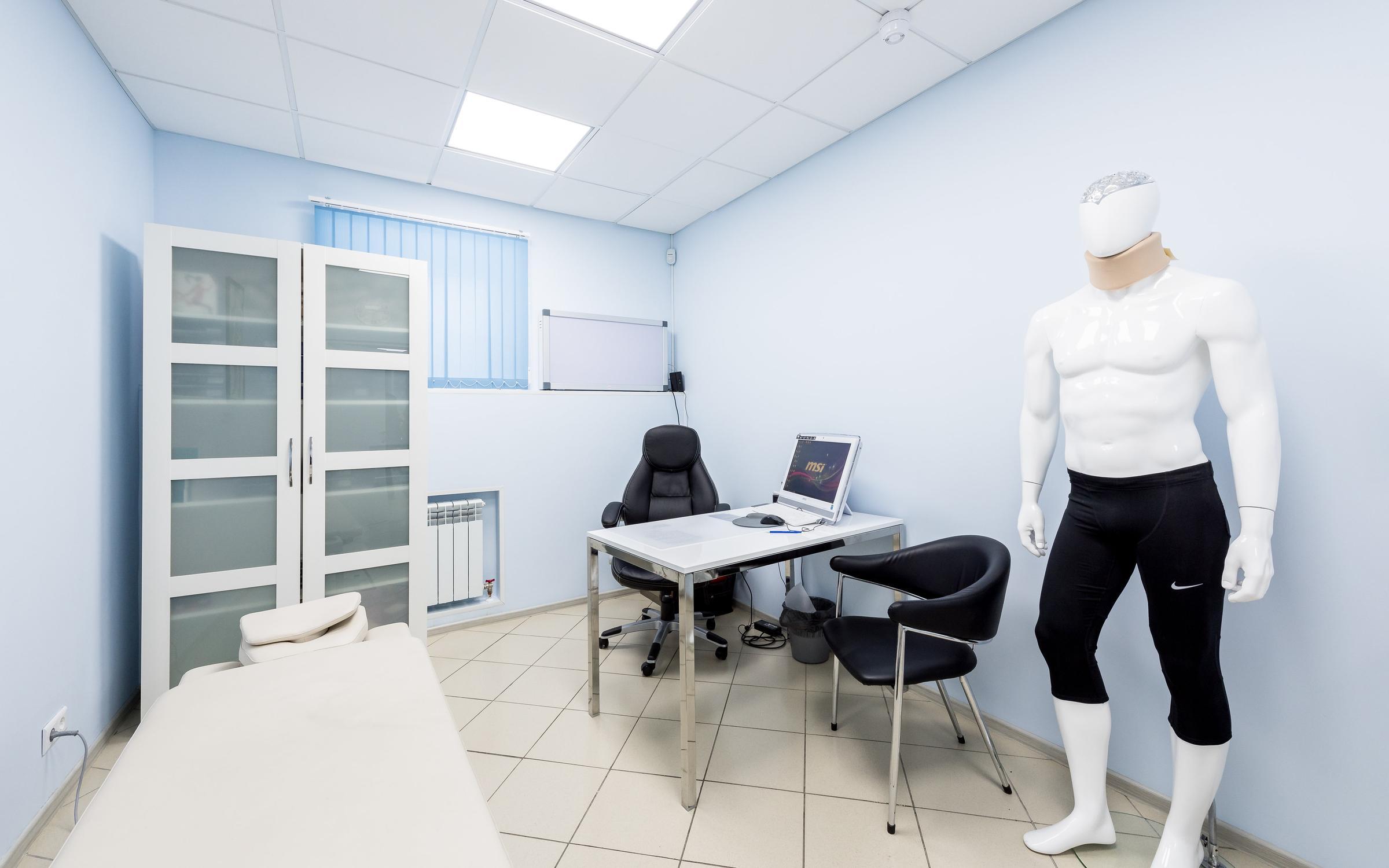 фотография Лечебно-диагностический медицинский центр ЦМРТ на метро Московская