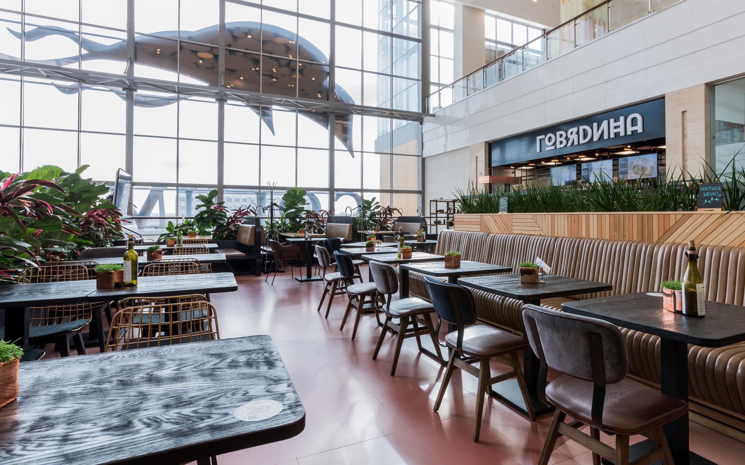 фотография Ресторана ГОВЯDИНА в ТЦ Columbus