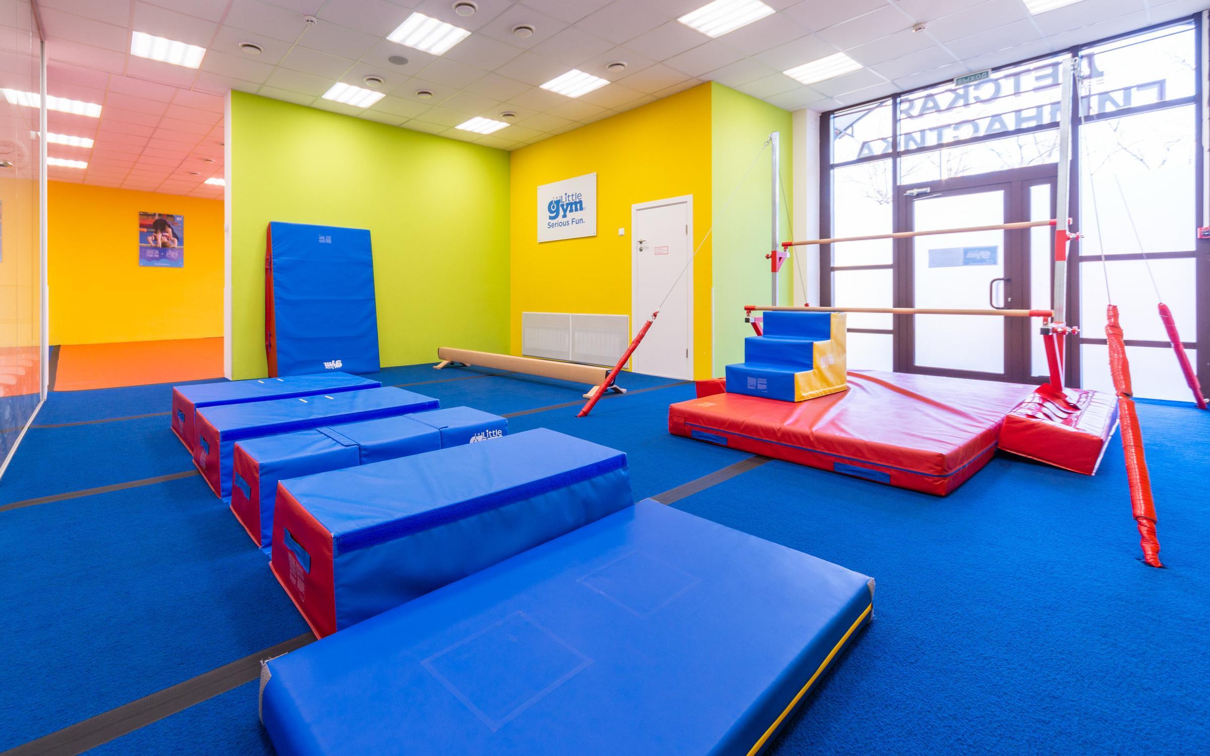 фотография Детского гимнастического центра The Little Gym на улице Маршала Рыбалко