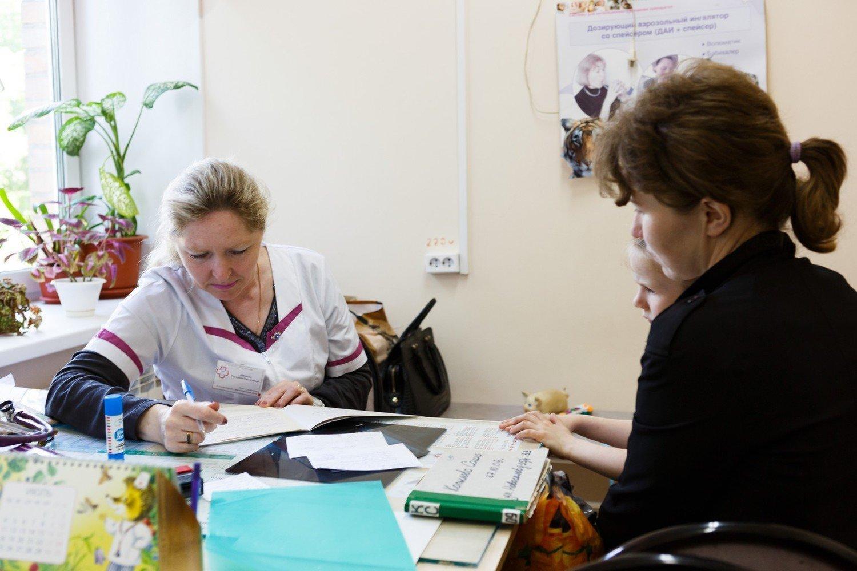 фотография Областной детской клинической больницы им. Н.В. Дмитриевой  на улице Свободы