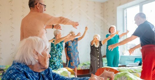 Пансион для пожилых людей в перми дом для больных паркинсоном