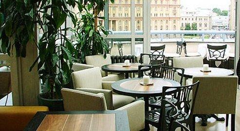 фотография Loft Cafe в ТЦ Наутилус