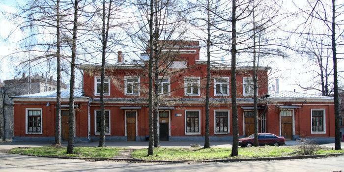фотография Детской городской клинической больницы святого Владимира в Сокольниках