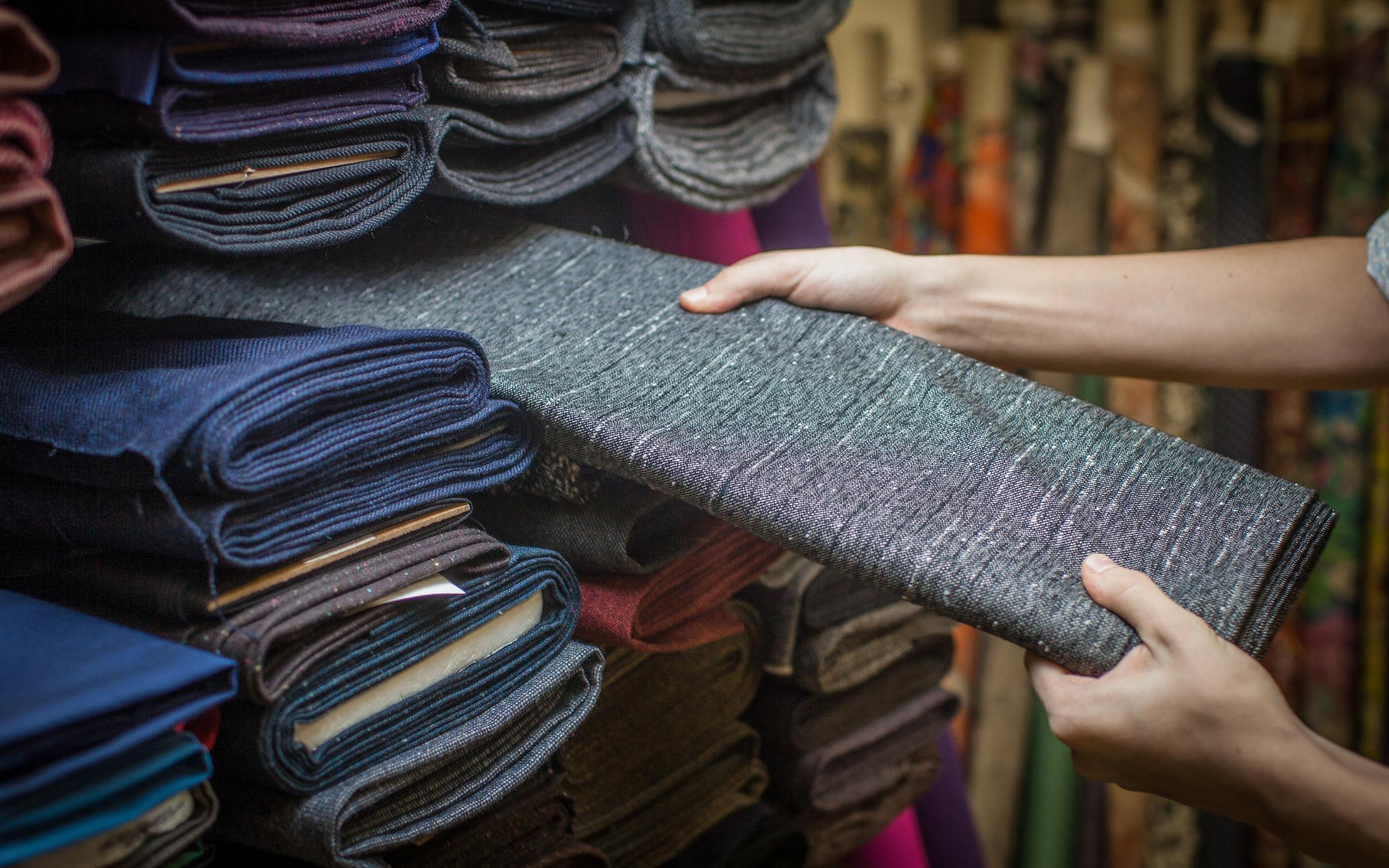 фотография Магазина тканей Nika Style на Гоголевском бульваре
