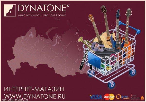 фотография Интернет-магазина музыкальных инструментов Динатон