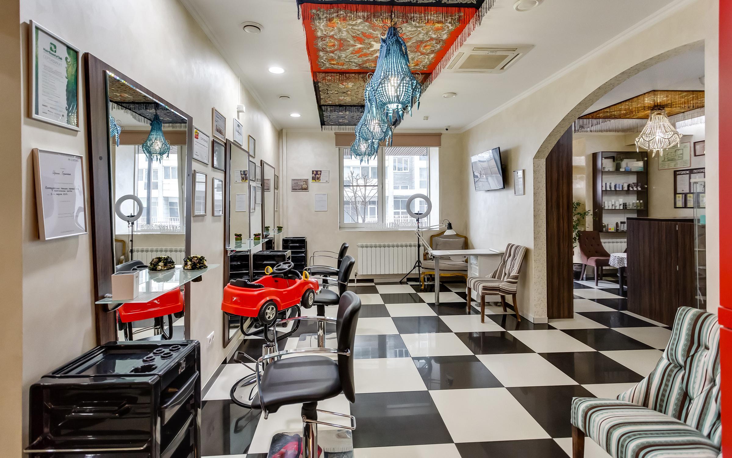 фотография Студии красоты и эстетической косметологии Gallery на улице Вересаева