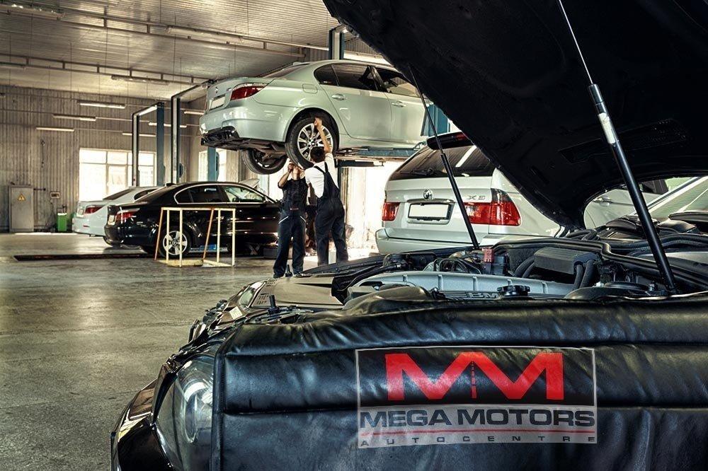 фотография Автосервиса Mega Motors на Кульджинском тракте