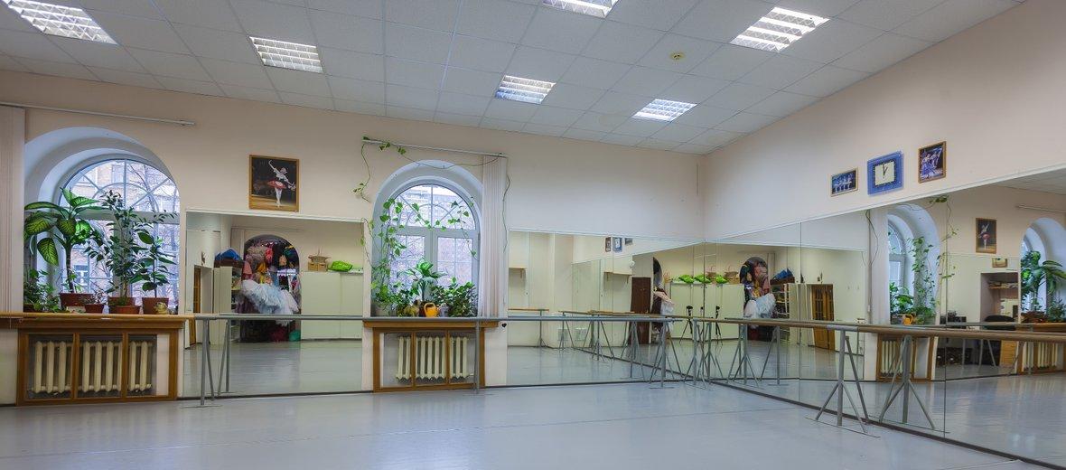 Фотогалерея - Детская балетная школа АкТер на метро Белорусская