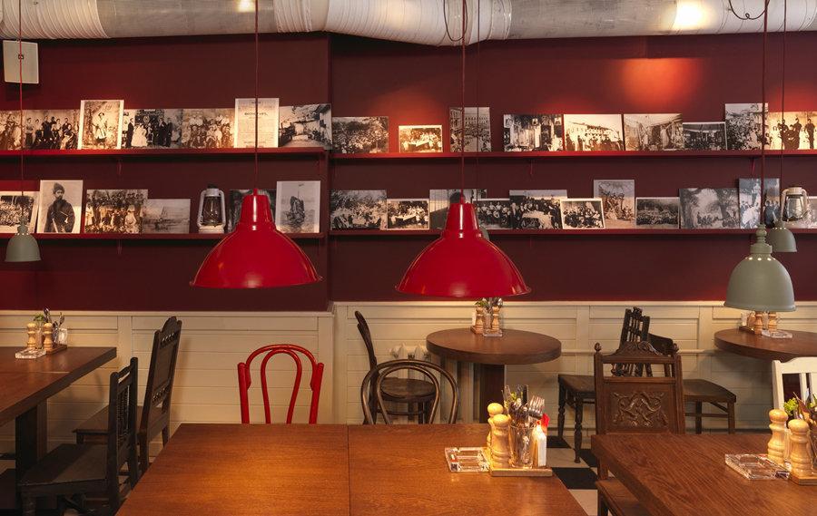 фотография Ресторана Хачапури на Украинском бульваре