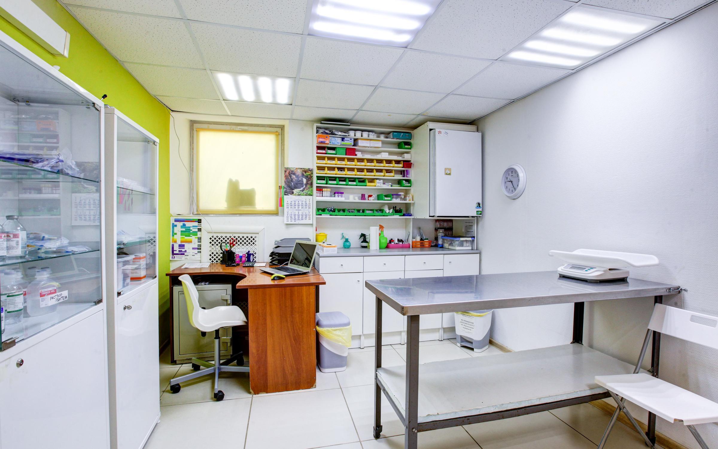 фотография Ветеринарного центра Северное Сияние в Сокольниках