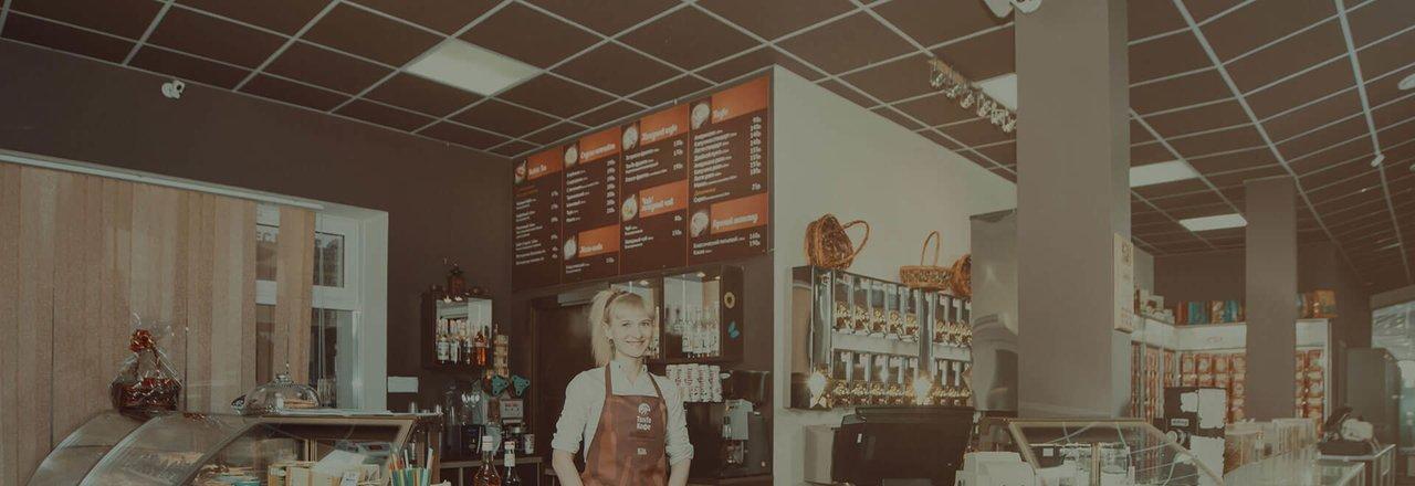 фотография Контактный бар ТинТо-Кофе в ТЦ Каскад