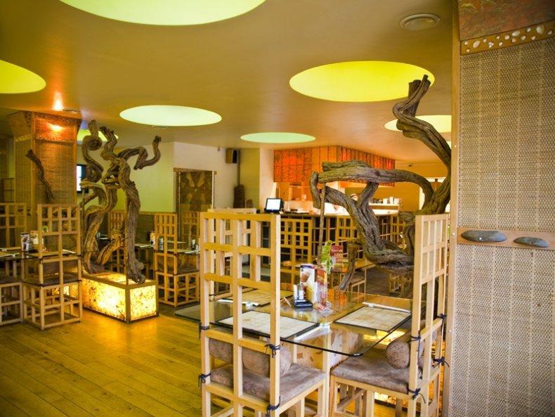 фотография Сеть суши-ресторанов Васаби в БЦ Карповка