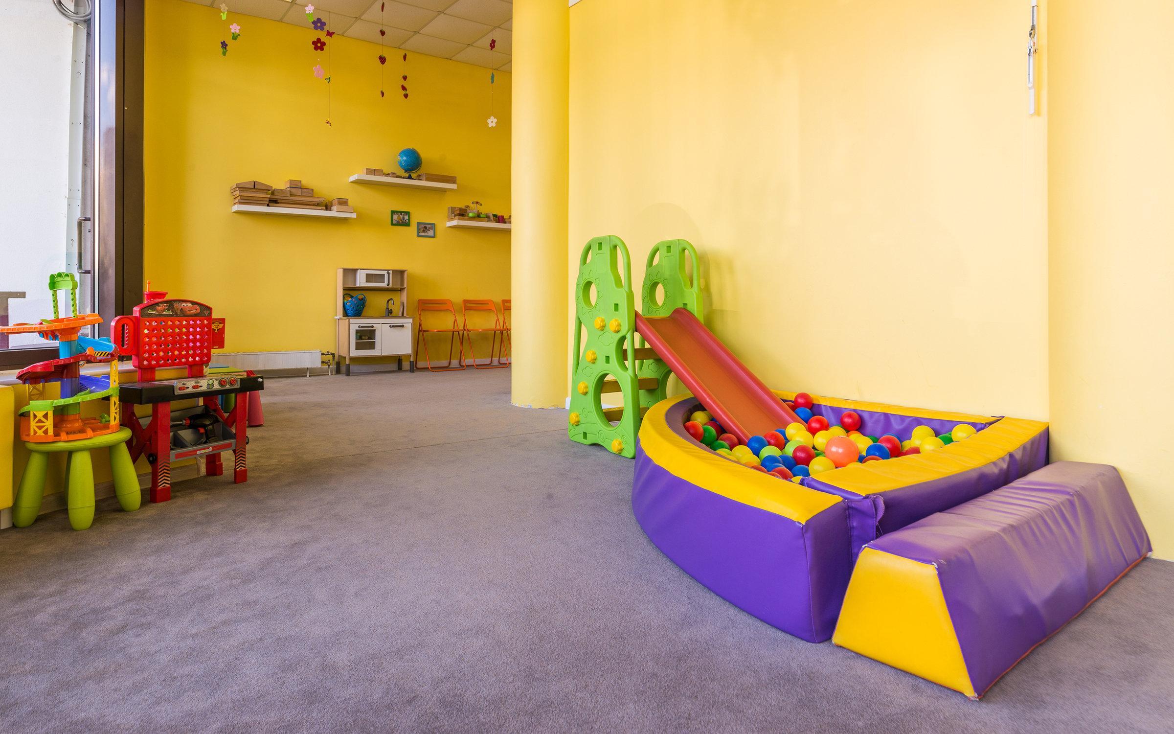 фотография Детского клуба Детям Нравится! в Хорошево-Мневниках