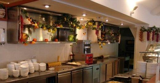 фотография Ресторана Сытная площадь в ТЦ Омский, 2 этаж