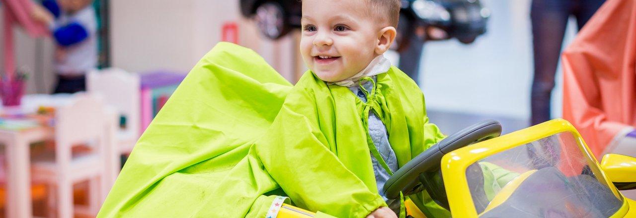 фотография Детской парикмахерской Воображуля на улице Энтузиастов