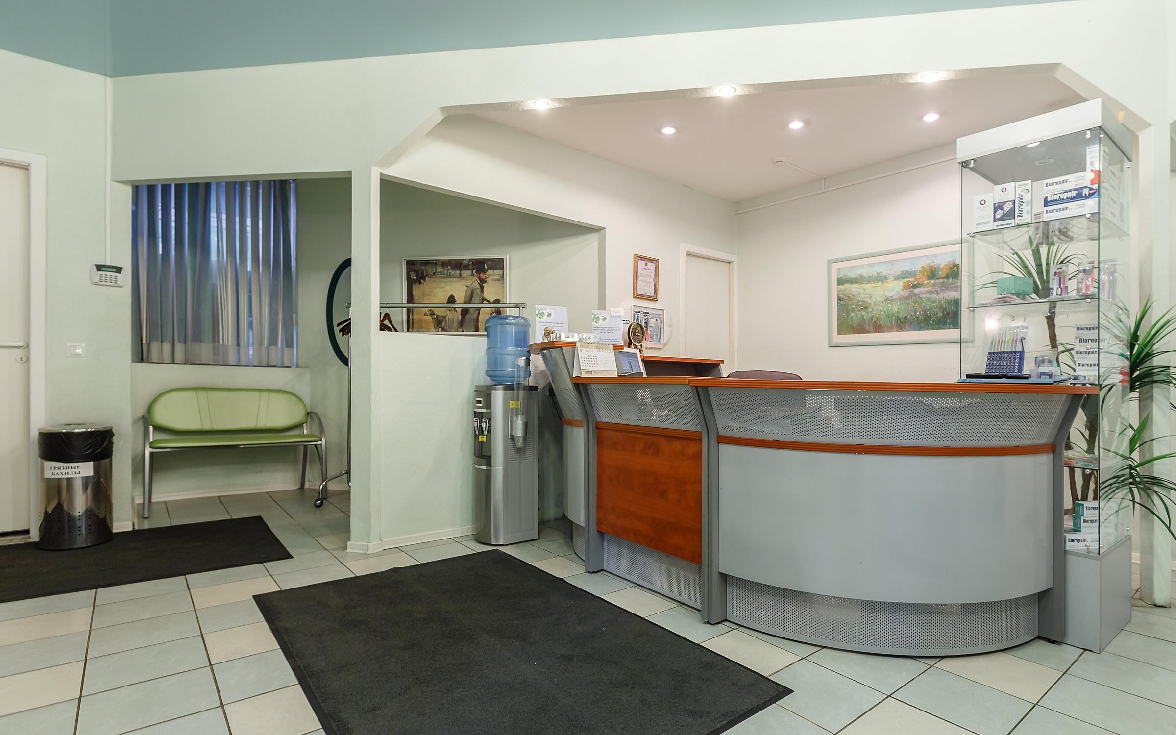 фотография Медицинского центра стоматологии и остеопатии Анле-Дент на Гаврской улице