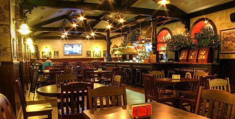фотография Ресторан-гриль Che Guevara на улице Верхний Вал, 66а