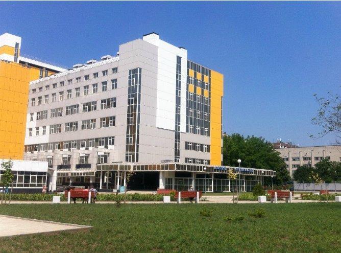 фотография Краевой клинической больницы №1 им. профессора С.В. Очаповского на улице 1 Мая