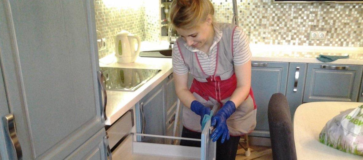 Фотогалерея - Клининговая компания Fast Cleaning на Полевой Сабировской улице