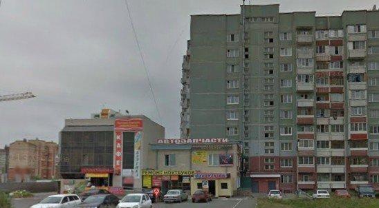 фотография Торгового комплекса Прибрежный на улице Крупской