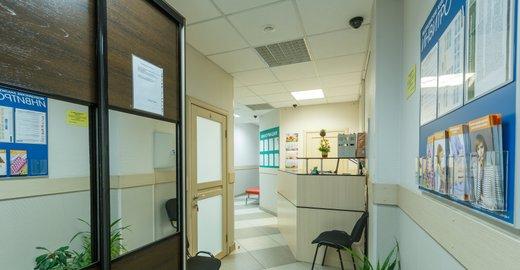 фотография Краевой лечебно-диагностический центр на улице Авиаторов