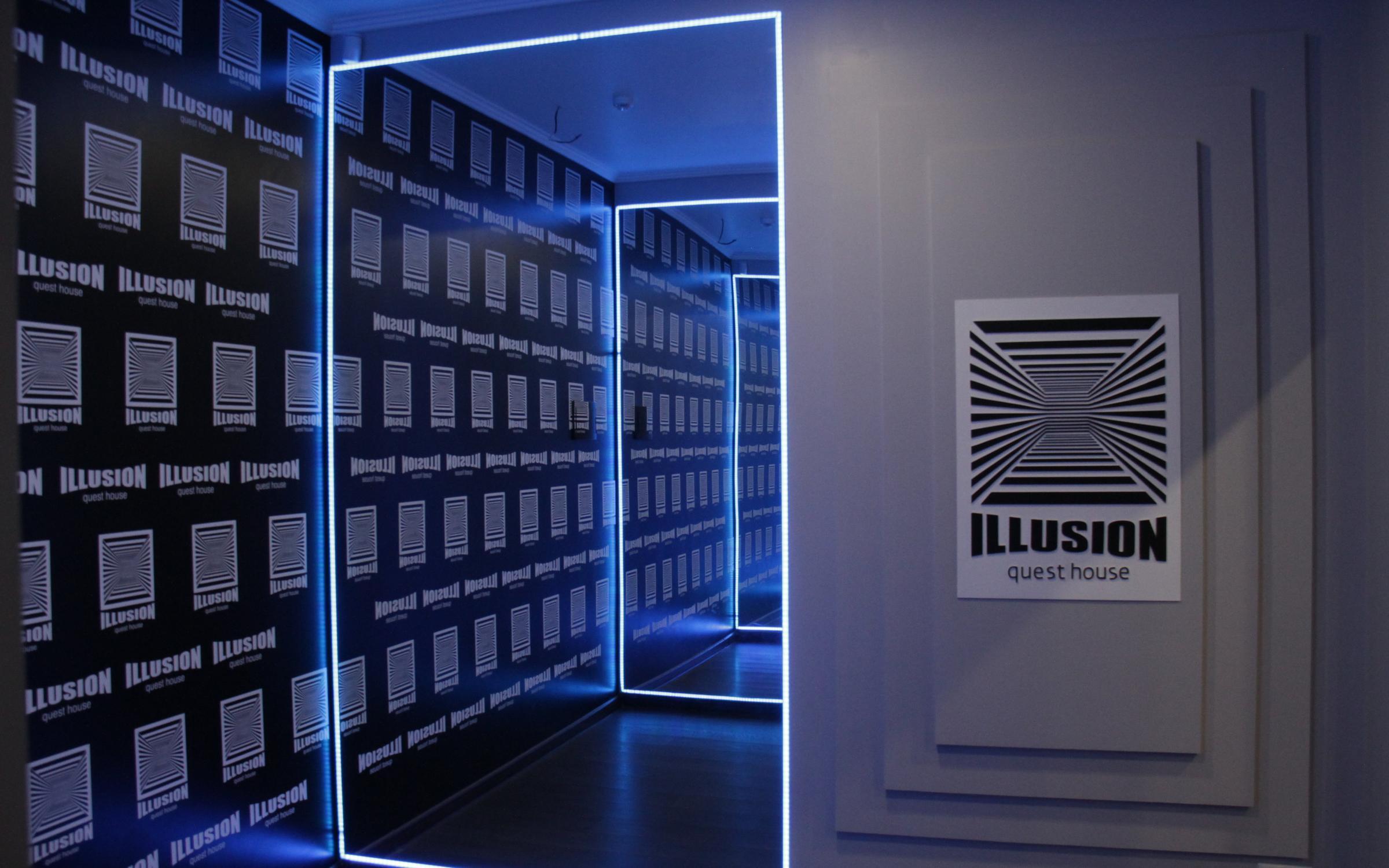 фотография Квестов в реальности ILLUSION quest house