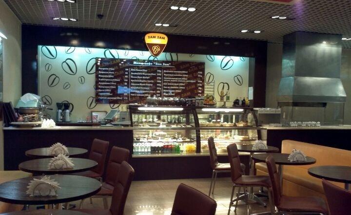 фотография Кафе-кондитерской ZamZam на метро Достоевская