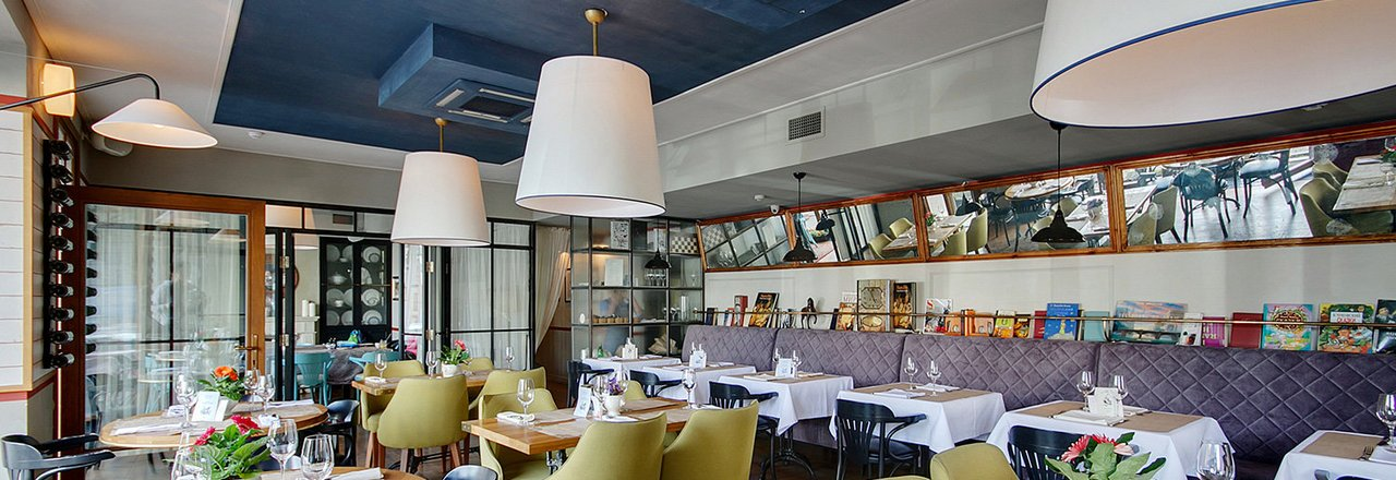 фотография Ресторана Kroo cafe на Суворовском проспекте