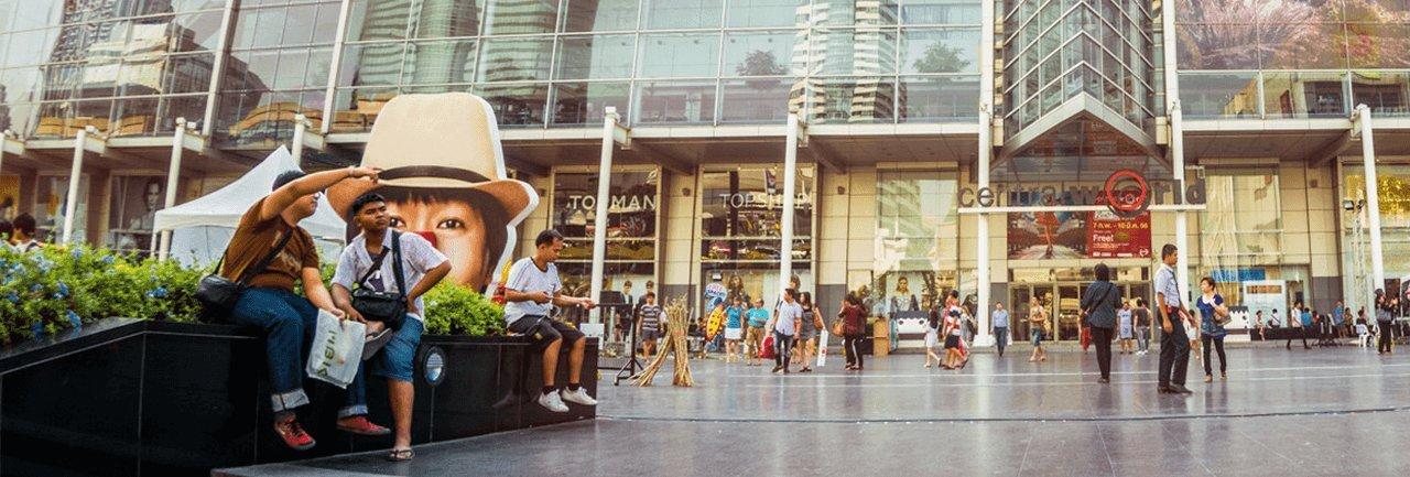 фотография Торгового комплекса На Садовой в Заводском районе