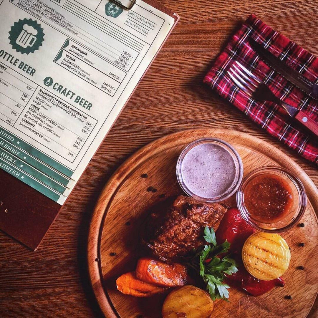 фотография Ирландского паба Irish Pub Clever на улице Ленина в Бердске