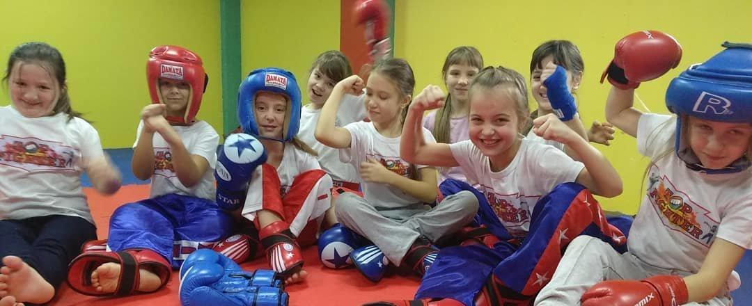 фотография Спортивного клуба top Fighter на Космической улице