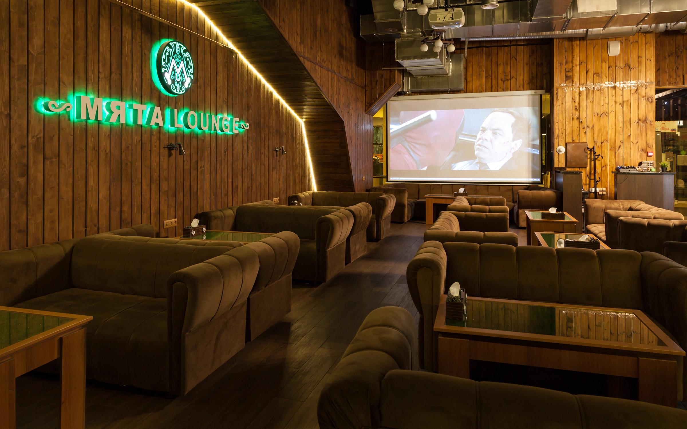 фотография Кальянной Мята Lounge на метро Нагатинская