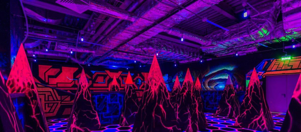 Фотогалерея - Развлекательный центр LaserLand в ТЦ Vegas Кунцево Кунцево