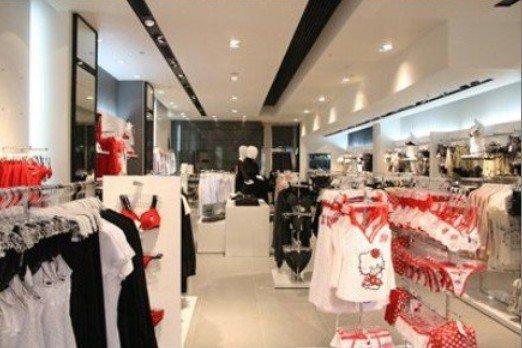 858f789a7622 Сеть магазинов нижнего белья и домашней одежды Oysho в ТЦ Мегаполис ...