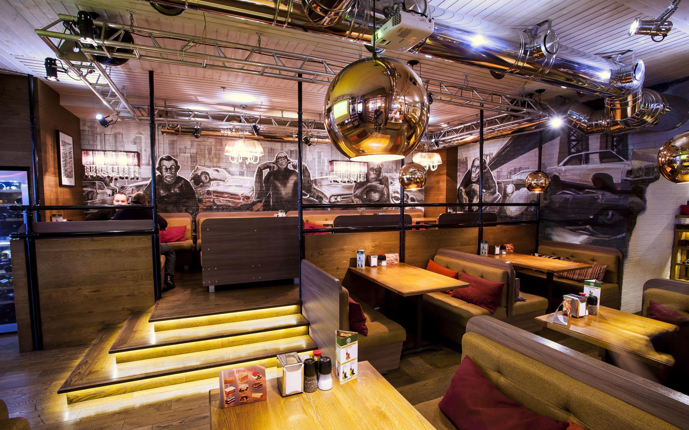 фотография Ресторана Нью-Йорк пицца и гриль на метро Чкаловская