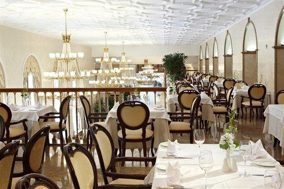 фотография Ресторана Веранда в отеле Radisson Royal Hotel