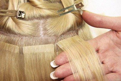 В казани наращивание волос цены