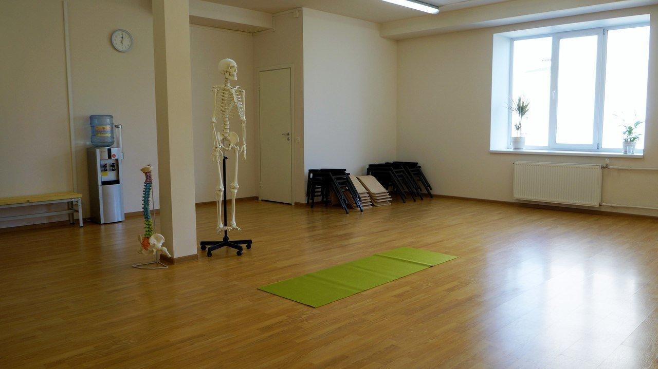 фотография Студия йоги точного выравнивания на метро Автово