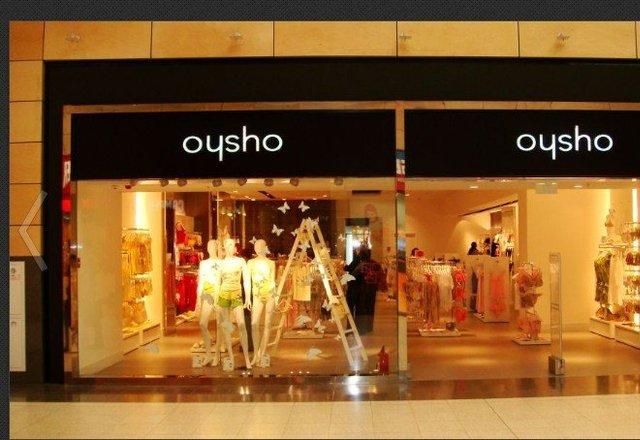 3dcf2f17cf57 Сеть магазинов нижнего белья и домашней одежды Oysho в ТЦ Афимолл ...