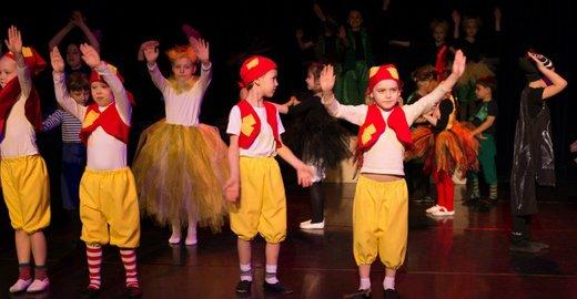 фотография Танцевально-театральная студия Ирбис на метро Панфиловская