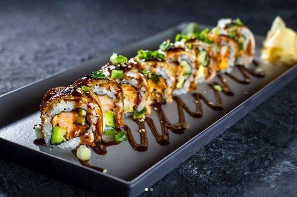 фотография Ресторана азиатской кухни Sticks sushi&wine bar на улице Вавилова