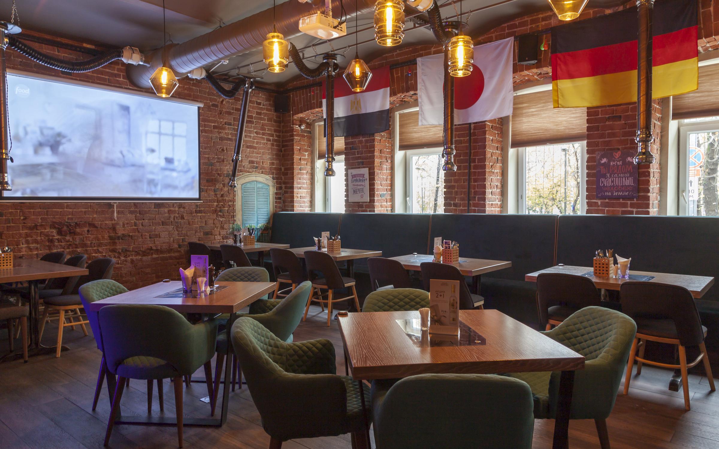 фотография Ресторана Lamb Cook на метро Парк культуры