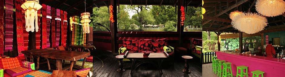 Фотогалерея - Ресторан Лебединое озеро на улице Крымский Вал