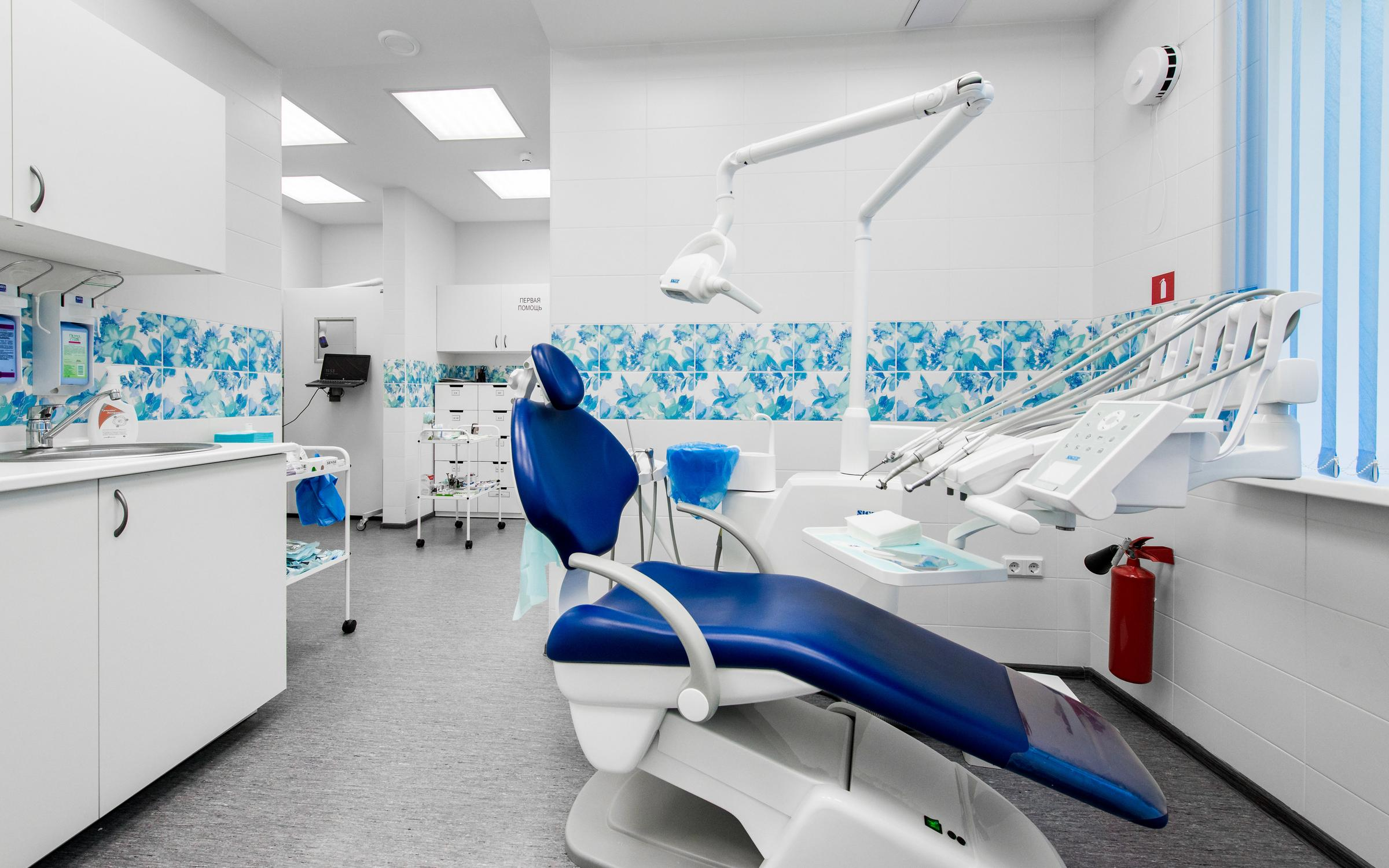 фотография Стоматологического центра Мой Зубной на проспекте Юрия Гагарина