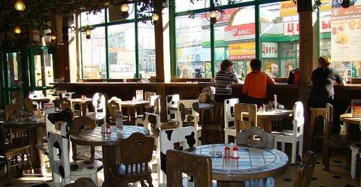 фотография Кафе Му-му на улице Коровий Вал